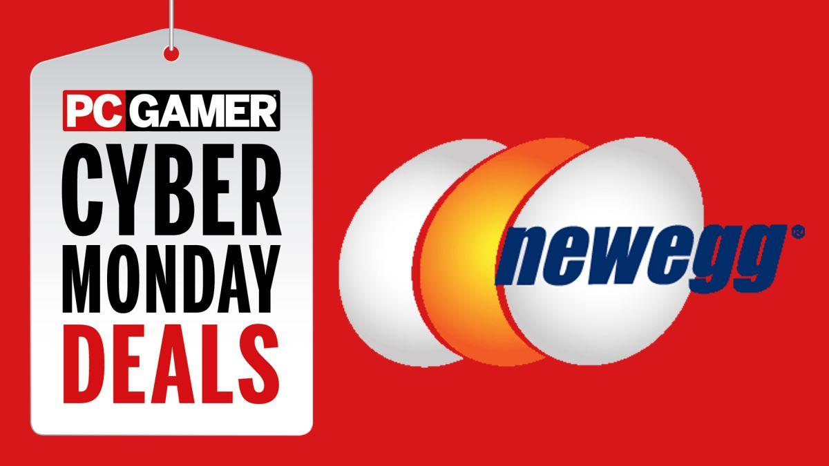Cyber Monday Newegg deals 2019