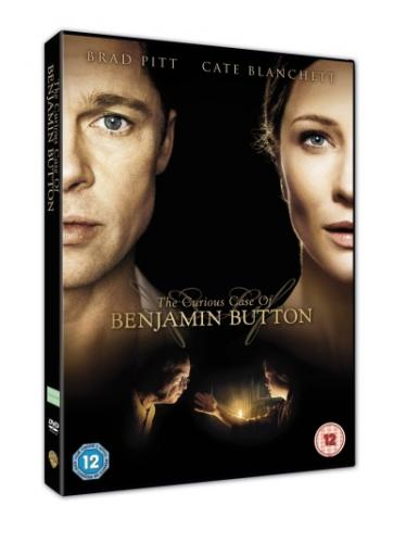 The Curious Case of Benjamin Button on DVD