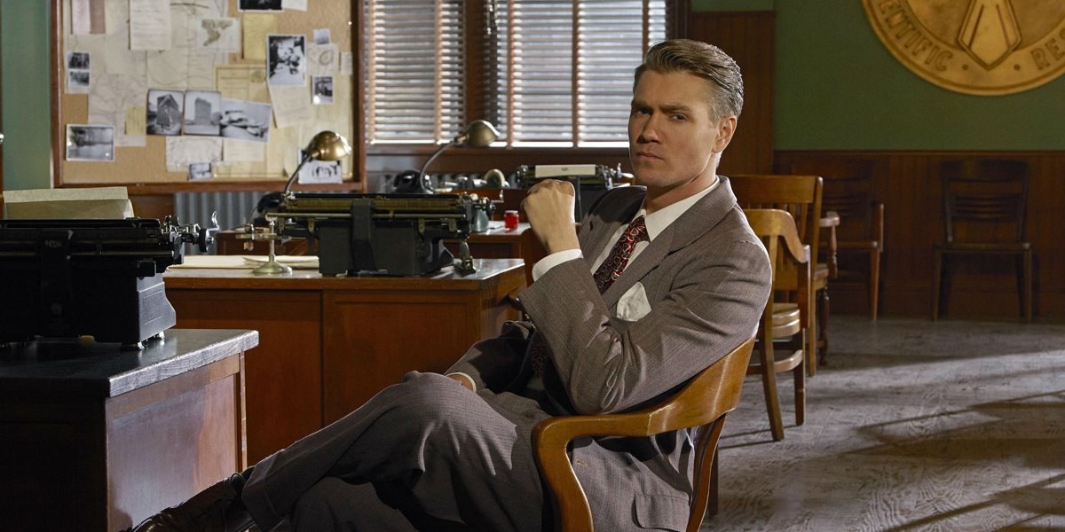 One Tree Hill's Chad Michael Murray On Agent Carter