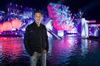 'Wipeout' creator Matt Kurnitz