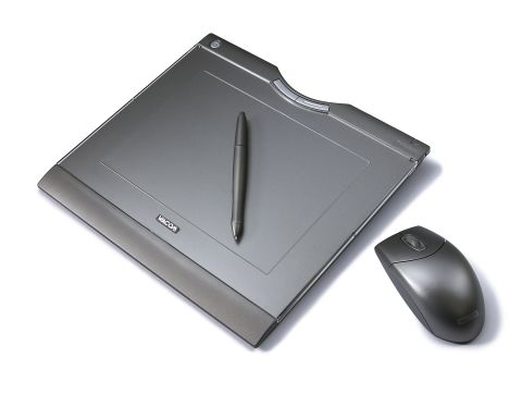 Wacom Graphire Bluetooth Tablet Update