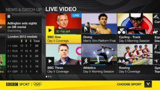 BBC to stream 24 live HD Olympics events simultaneously