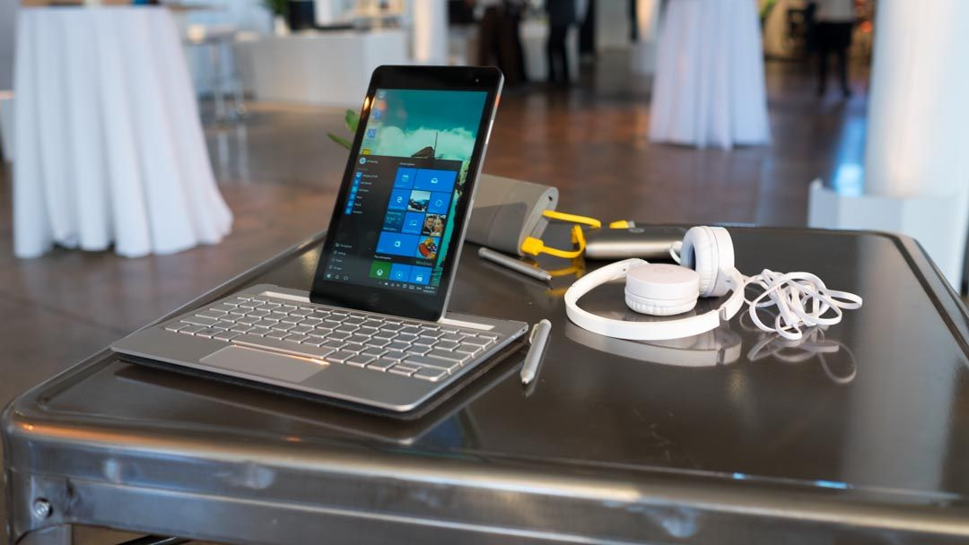 HP fills Surface Mini void with Envy 8 Note | TechRadar