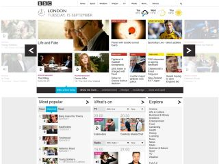 BBC launches new homepage in beta