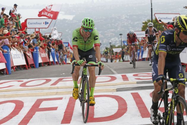Trentin Claims Second Vuelta Stage Win As Froome Retains Red