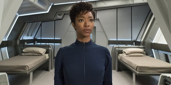 Michael Burnham Sonequa Martin-Green Star Trek: Discovery CBS All Access