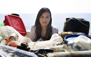 Drowning in Plastic - Liz Bonin