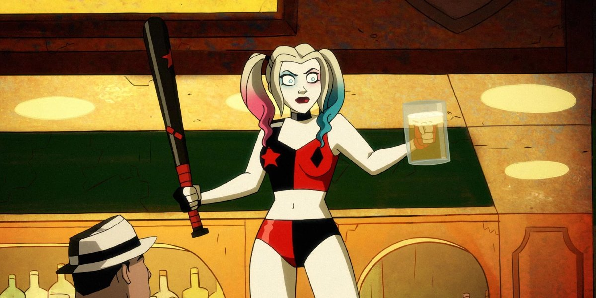 Kaley Cuoco on Harley Quinn