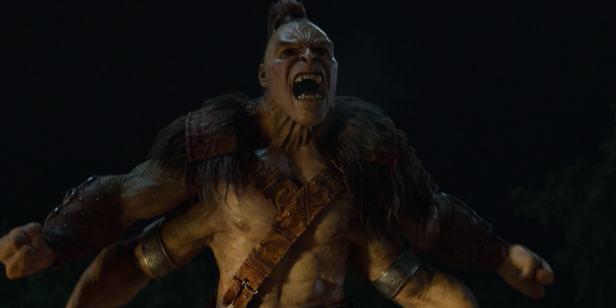 Goro in Mortal Kombat