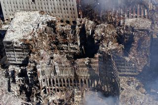 Twin Tower Collapse Model Could Squash