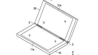 Sony folding device