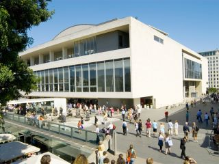 The Royal Festival Hall, part of the Southbank Centre, was re-opened in the summer of 2007 after extensive refurbishment