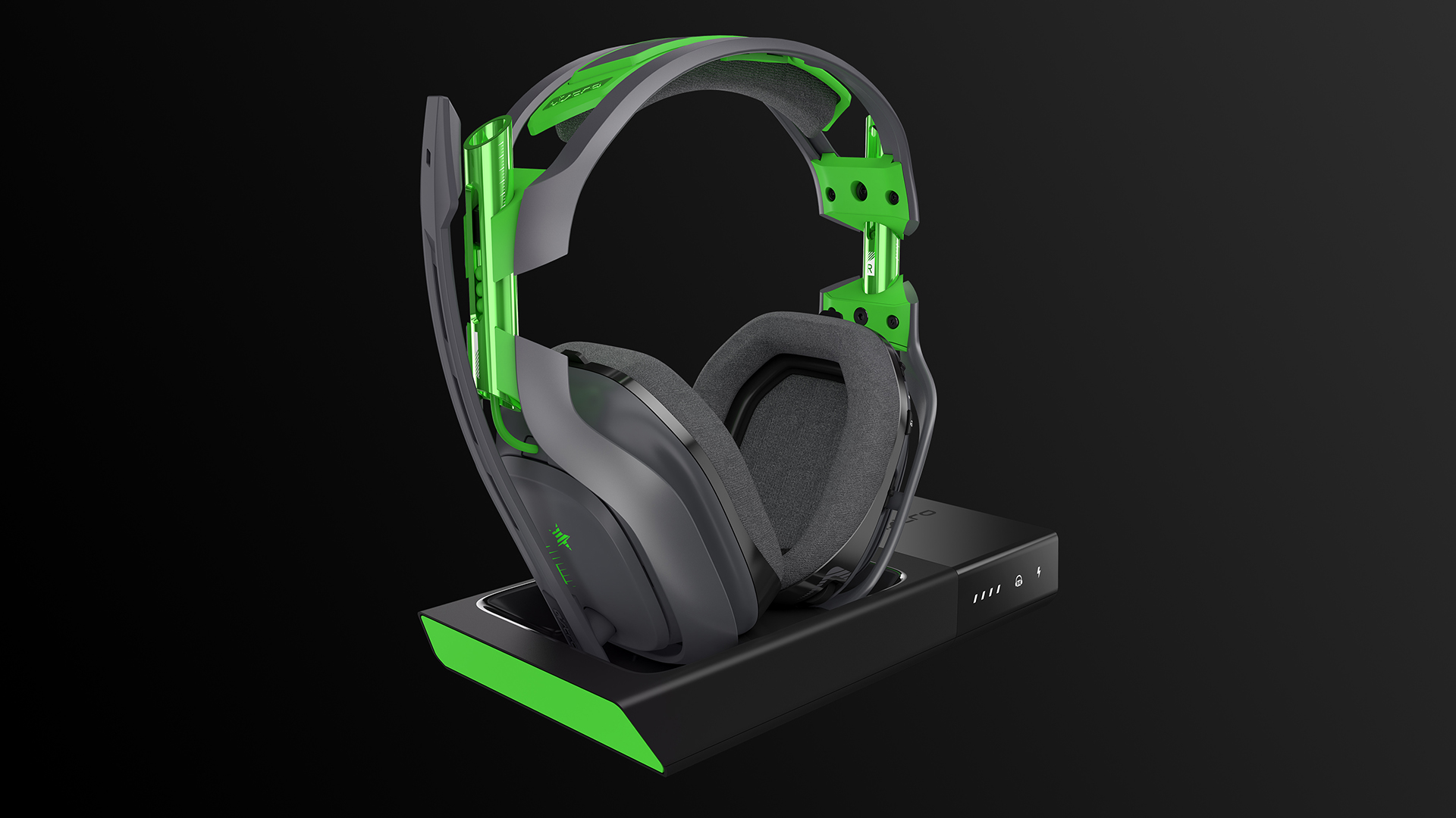 a773ec9d578 Astro's A50 wireless gaming headset comes with a sweet new charging base |  TechRadar