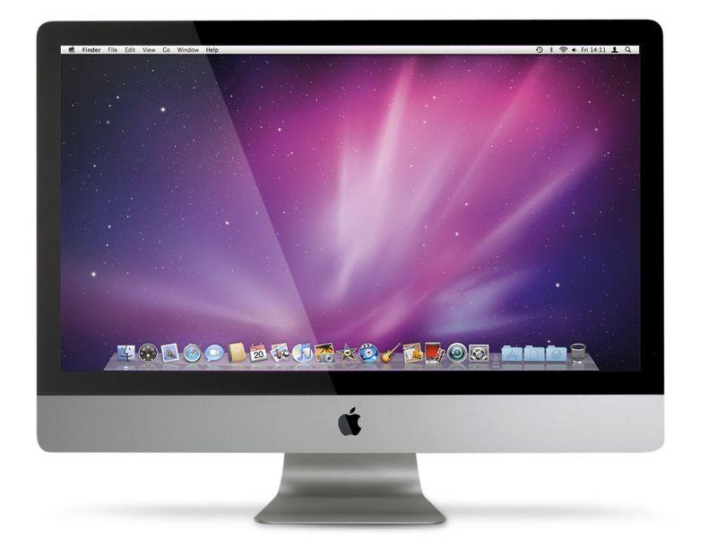 Apple Imac 27 Quot 3 06ghz 2009 Review Techradar
