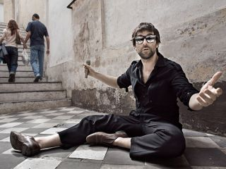 Jamie Lidell: his talent spans genres.