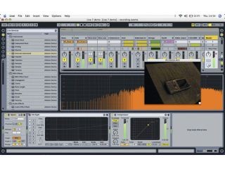Ableton Live 7 is just one of many applications to use Zplane s technology