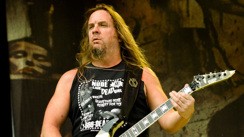 Music Stars React To Death Of Slayer Guitarist Jeff