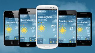 Don't blame it on yourself, blame it on the BBC's new iOS and Android weather app