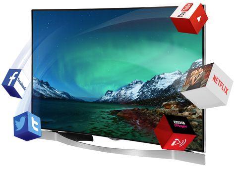 Finlux 55UT3EC320S 4K UHD Smart TV