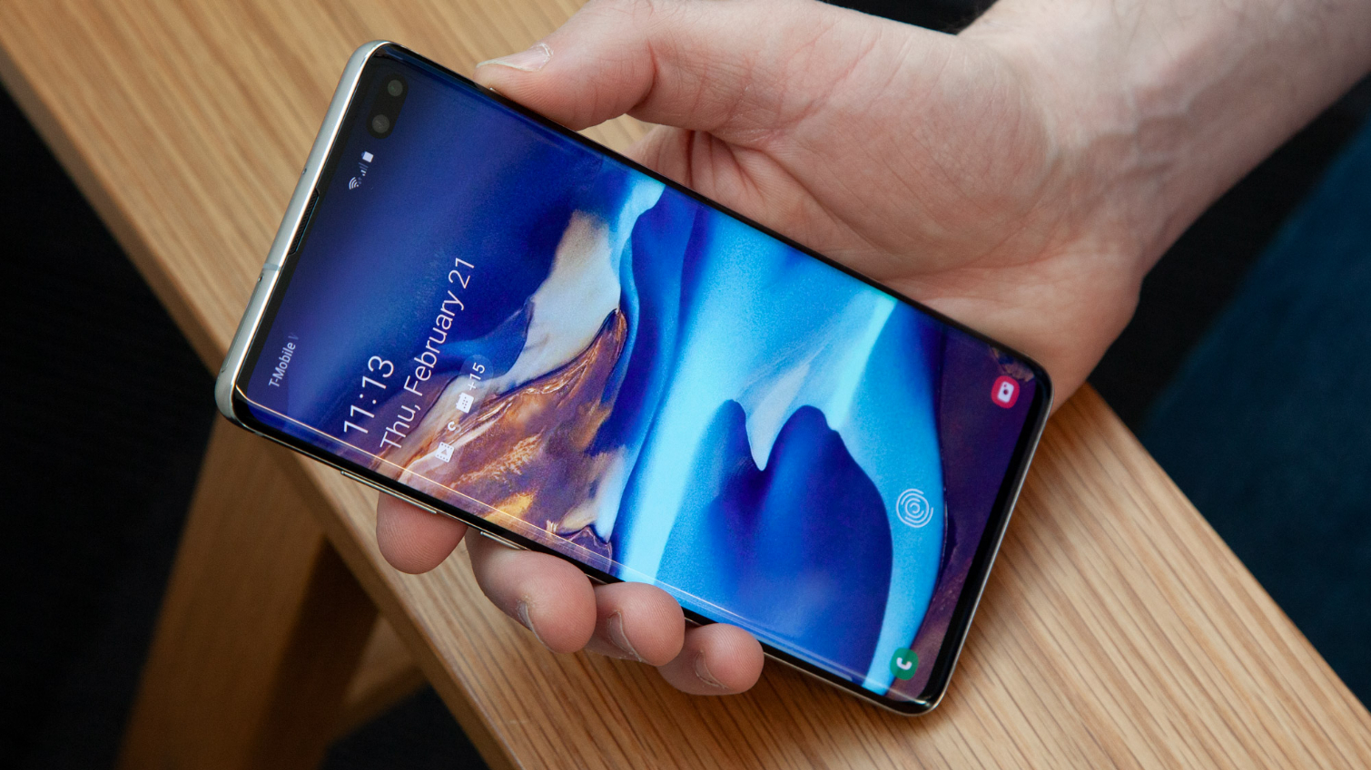 Galaxy S10 Owners Say This Bug Is Draining Their Battery | Tom's Guide