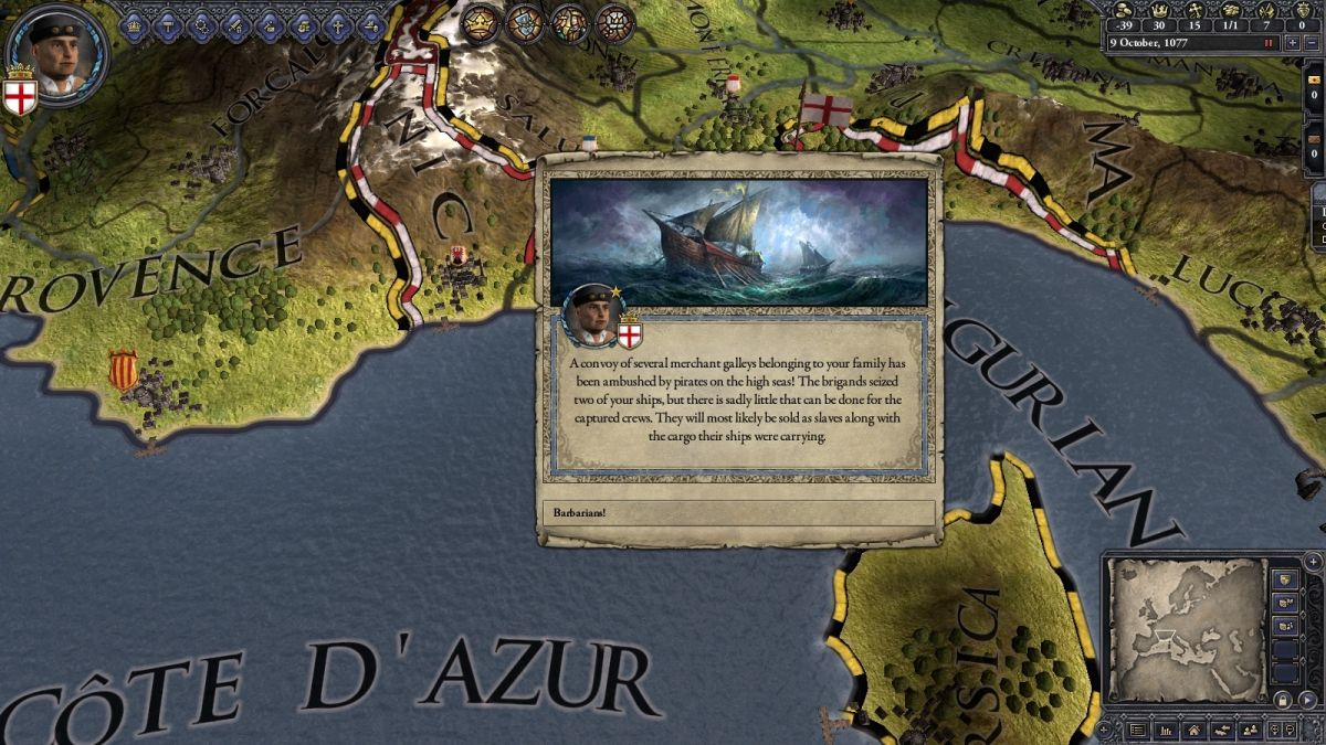 Crusader Kings II: The Republic revealed, read our exclusive