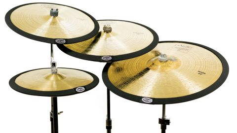 Each mute has been designed to offer just the right amount of flex for the cymbal while reducing volume