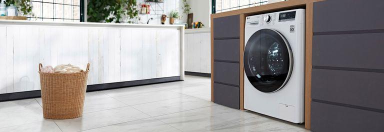 LG V7 F4V710WTSE Wifi Connected 10.5Kg Washing Machine