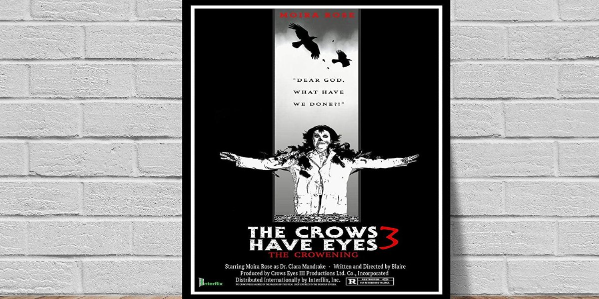 The Crows Have Eyes 3: The Crowening Poster