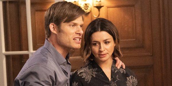 Grey's Anatomy Link Chris Carmack Amelia Caterina Scorsone