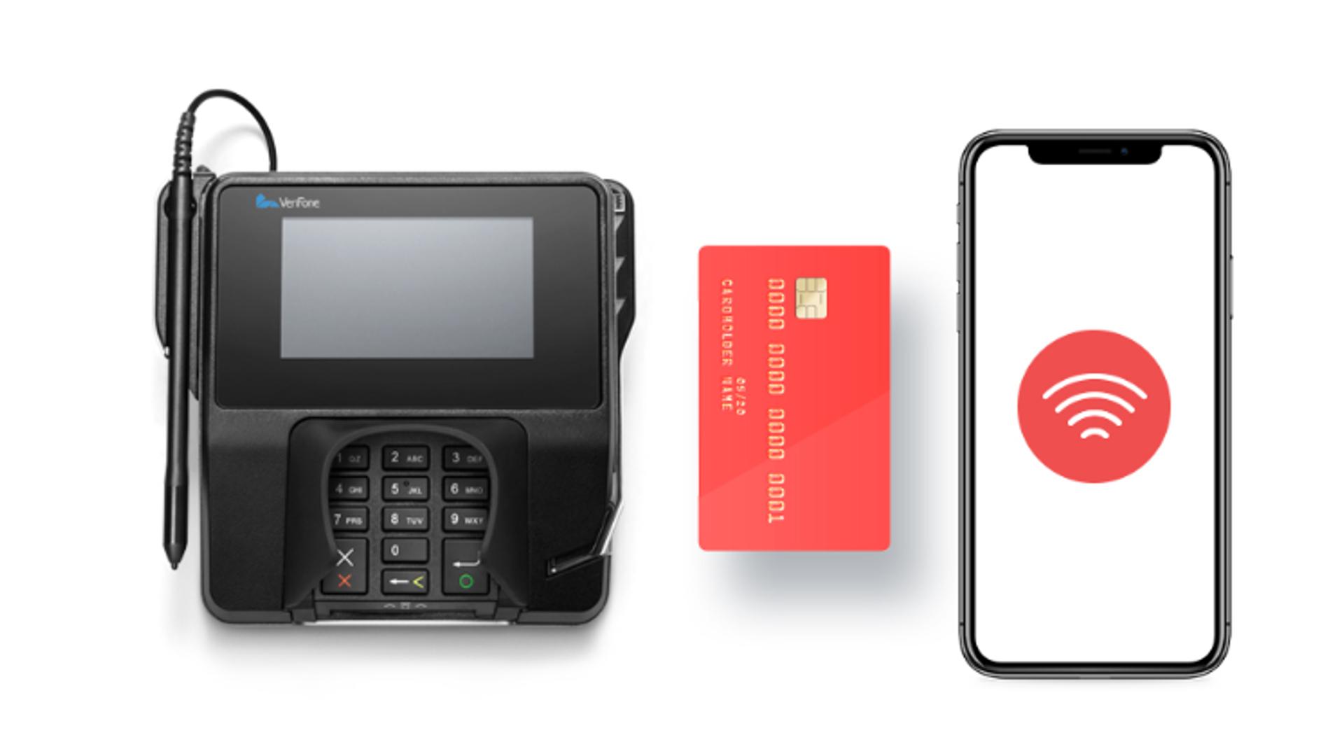 Lightspeed mobile card reader (Image Credit: Lightspeed)