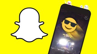 Snapchat adds motion-tracking stickers to your snapsterpieces