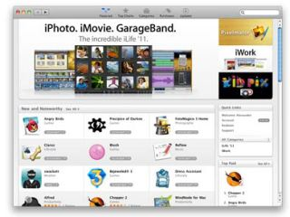 Mac App Store hits 100 million app downloads