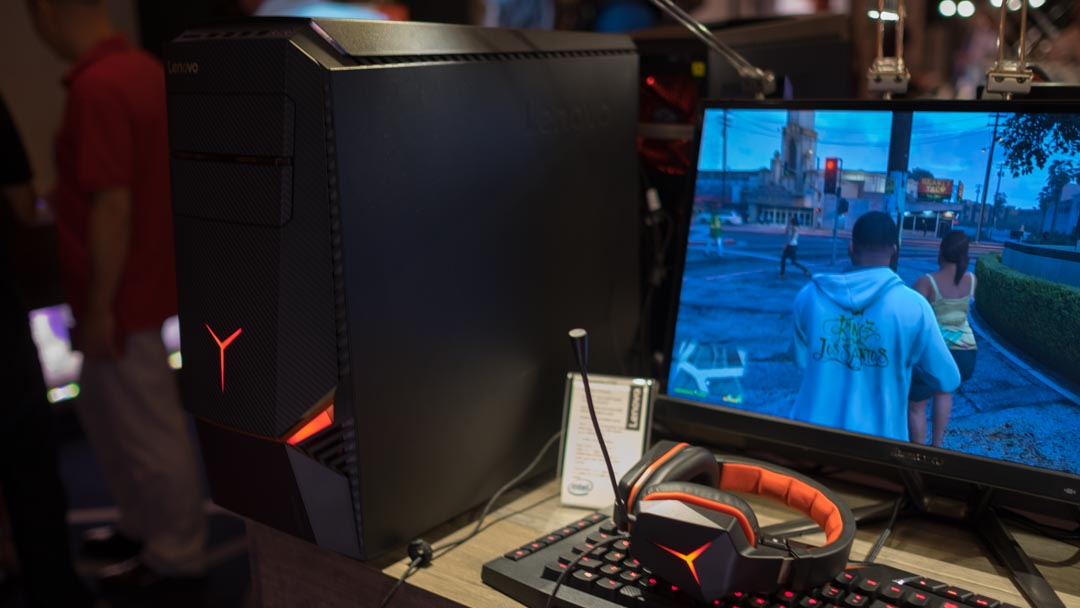 Lenovo ups its Y Series game with new gaming systems | TechRadar