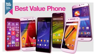 Which has been the best value smartphone of the last year?