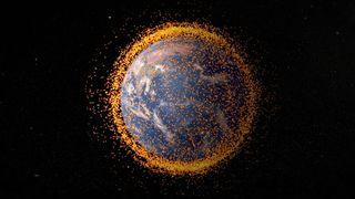 Earth Debris Large