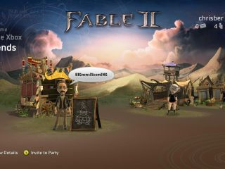 Peter Molyneux's Fable 3 is currently in development