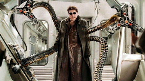 Alfred Molina says he would reprise Doc Ock for The Sinister Six |  GamesRadar+