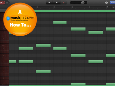 How to edit MIDI notes in GarageBand for iOS | MusicRadar