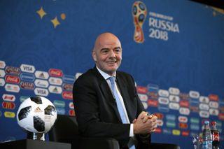 FIFA 2018 World Cup Draw – The Kremlin