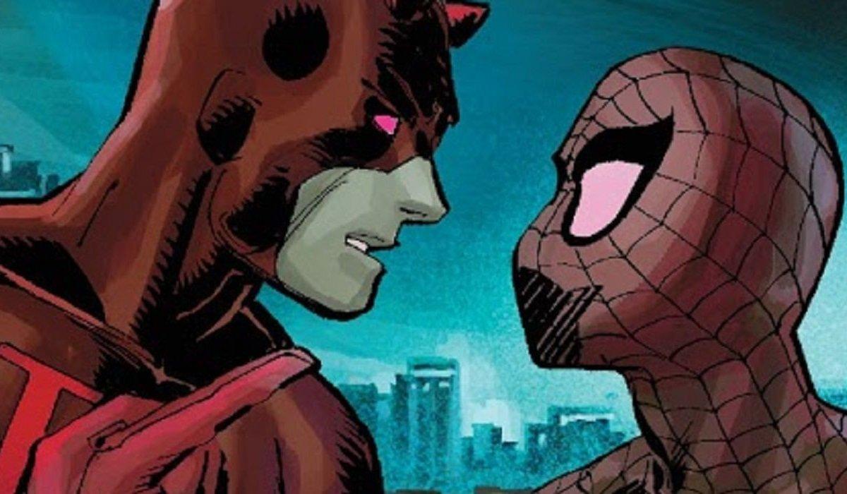 Spider-Man Daredevil Marvel