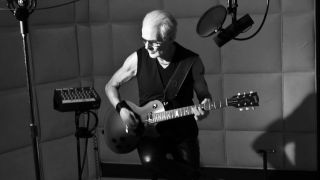 Michael Des Barres gets punchy on his new single