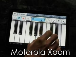 And here it is: FL Studio Mobile running on an Android device.