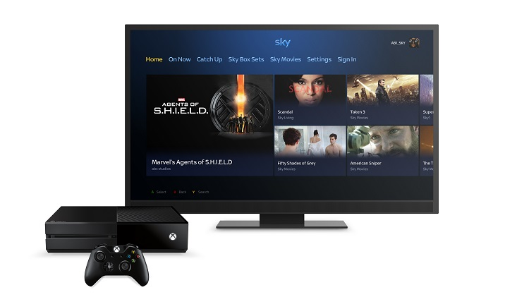 Sky Tv Arrives On Your Xbox One Today But Youve Got To Pay T3