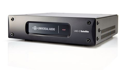 The new Satellite is a neat and tidy black box which offers little more than masses of UAD processing power