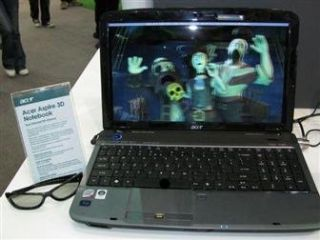 Acer goes 3D, with Windows 7 notebook