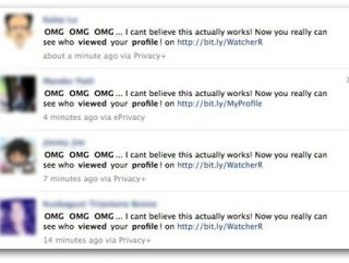 OMG!!!111 another Facebook scam