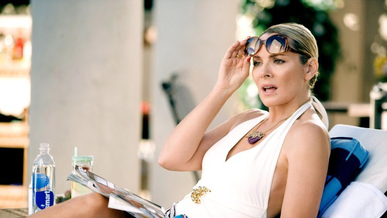 KIM CATTRALL, SEX AND THE CITY, 2008