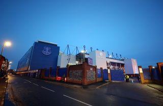 Everton v Manchester City – Premier League – Goodison Park