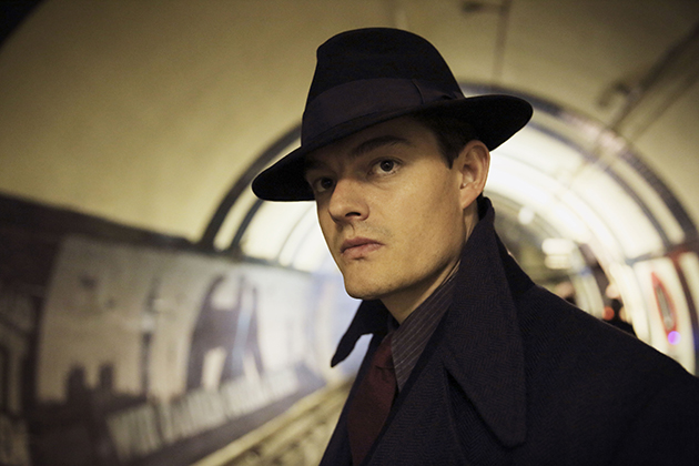 SS-GB/ Sam Riley