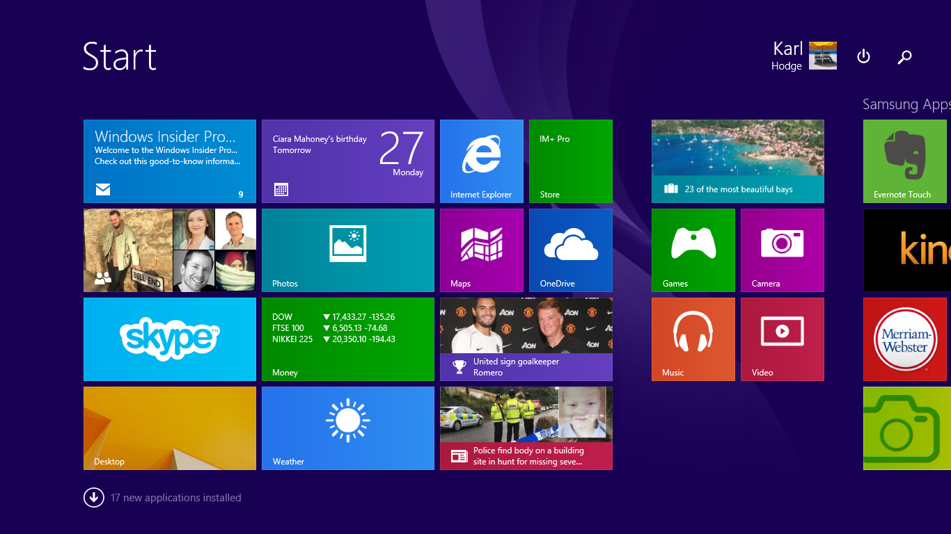 10 biggest differences between Windows 8 1 and Windows 10